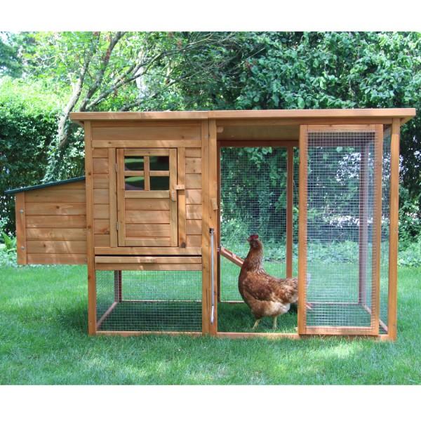 Hühnerhaus Elise