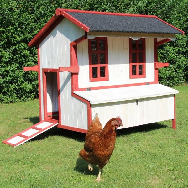 Hühnerhaus Cordula